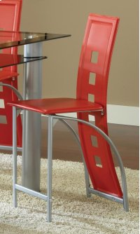 Astro Barstool - Red Product Image