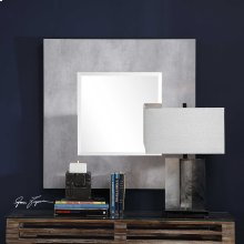 Rohan Light Square Mirror