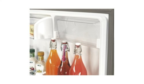 "22 cu. ft. Large Capacity 30"" Wide Bottom Freezer Refrigerator"