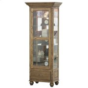 Tall Lighted Curio Product Image