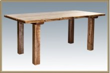 Homestead Child's Table Stained and Lacquered