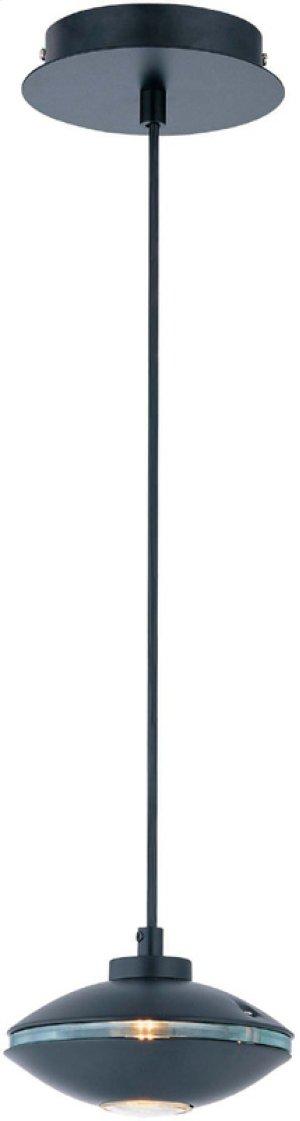 Pendant Lamp, Black, Type Gu10 35w