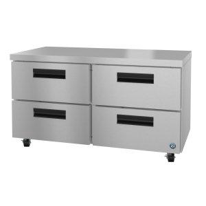HoshizakiRefrigerator, Two Section Undercounter with Drawers