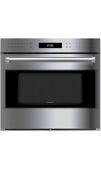30 E Series Professional Built In Single Oven Wolf So30pe S Ph
