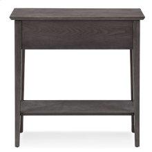 Smoke Gray Hall Console/Sofa Table #10075-GR