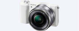 5100 E-mount camera with APS-C sensor