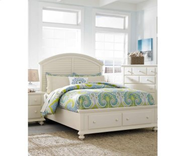 Seabrooke King Storage Bed