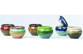 "6"" Self-Watering Pots - Set of 6"