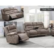 """Aria Pwr-Pwr Glider Recliner Desert sand, 40.5""""x44""""x41"""" Product Image"""