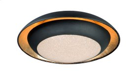 Iris LED 1-Light Flush Mount