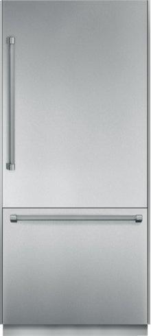 36 inch Pre-Assembled Built-In Bottom-Freezer T36BB820SS