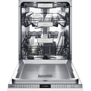 Gaggenau400 series 400 series dishwasher Fully integrated With flexible hinge Appliance height 34 1/8''(86.7 cm)