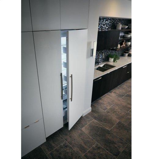 "Monogram 24"" Integrated Column Freezer"