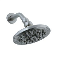 Thunderstorm Showerhead, Arm & Flange - Polished Chrome
