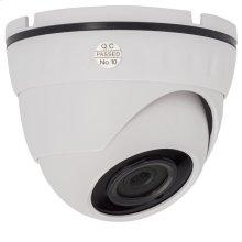 CCTV DOME SECURITY CAMERA - White
