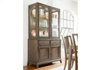 Apex Display Cabinet Hutch