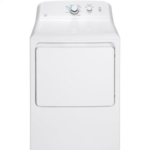 GEGE(R) 6.2 cu. ft. Capacity aluminized alloy drum Electric Dryer