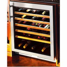 "24"" Wine Cabinet 1 Temp. Zone"
