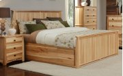 King Storage Bed Product Image