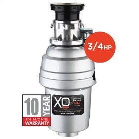 3/4 HP 10 Year Warranty, Batch Feed waste disposer