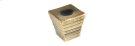 Antique Brass Forged 2 Medium Cube Knob Product Image
