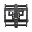 """Full-Motion Wall Mount Dual extension arms for 42"""" - 90"""" flat-panel TVs - extends 28"""" / 71.12 cm - Black Product Image"""