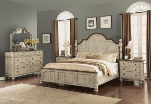 Plymouth Queen Poster Bed