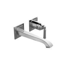 Finezza Wall-Mounted Lavatory Faucet w/Single Handle