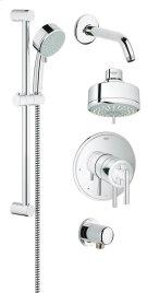 GrohFlex Shower Set Pressure Balance Valve Product Image