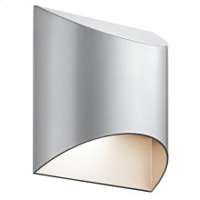 Wesley Collection Wesly 1 Light LED Outdoor Wall Light PL
