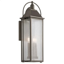Harbor Row Collection Harbor Row 4 Light Outdoor Wall Lantern in OZ