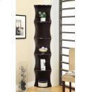 Casual Cappuccino Corner Bookcase Product Image