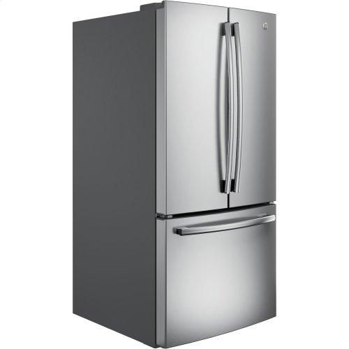 GE® ENERGY STAR® 24.7 Cu. Ft. French-Door Refrigerator