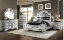 Leighton Manor Antique White Bedroom