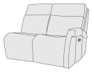 Clemens Right Arm Power Motion Loveseat Product Image
