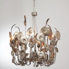 Lilium Chandelier-Nickel