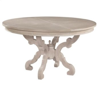 Sutton's Bay Baroque Round Dining Table Product Image
