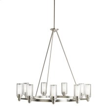 Circolo Collection Circolo 9 Light Chandelier - NI