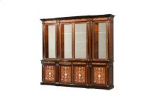 The Mother of Pearl Bookcase