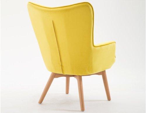 Emerald Home Margo Accent Chair Golden Yellow U3328-05-01