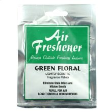 Green Floral Fragrance Pellets