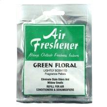 Green Floral Fragrance Pellets