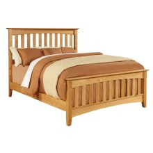 3-1 Queen Slat Headboard