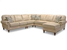 Leight Sectional 7130AL-Sect