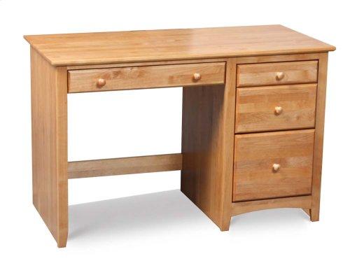 Alder 4 Drawer Desk