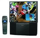 """51"""" Diagonal Stereo Projection Television Product Image"""