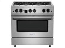 "36"" Culinary Series (RCS) Open Burner Range"