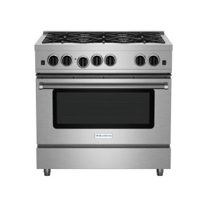 "Bluestar36"" Culinary Series (Rcs) Open Burner Range"