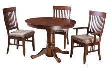 """42-20"""" Leaf Pedestal Table"""