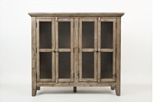 "Rustic Shores Watch Hill Weathered Grey 48"" Accent Cabinet"